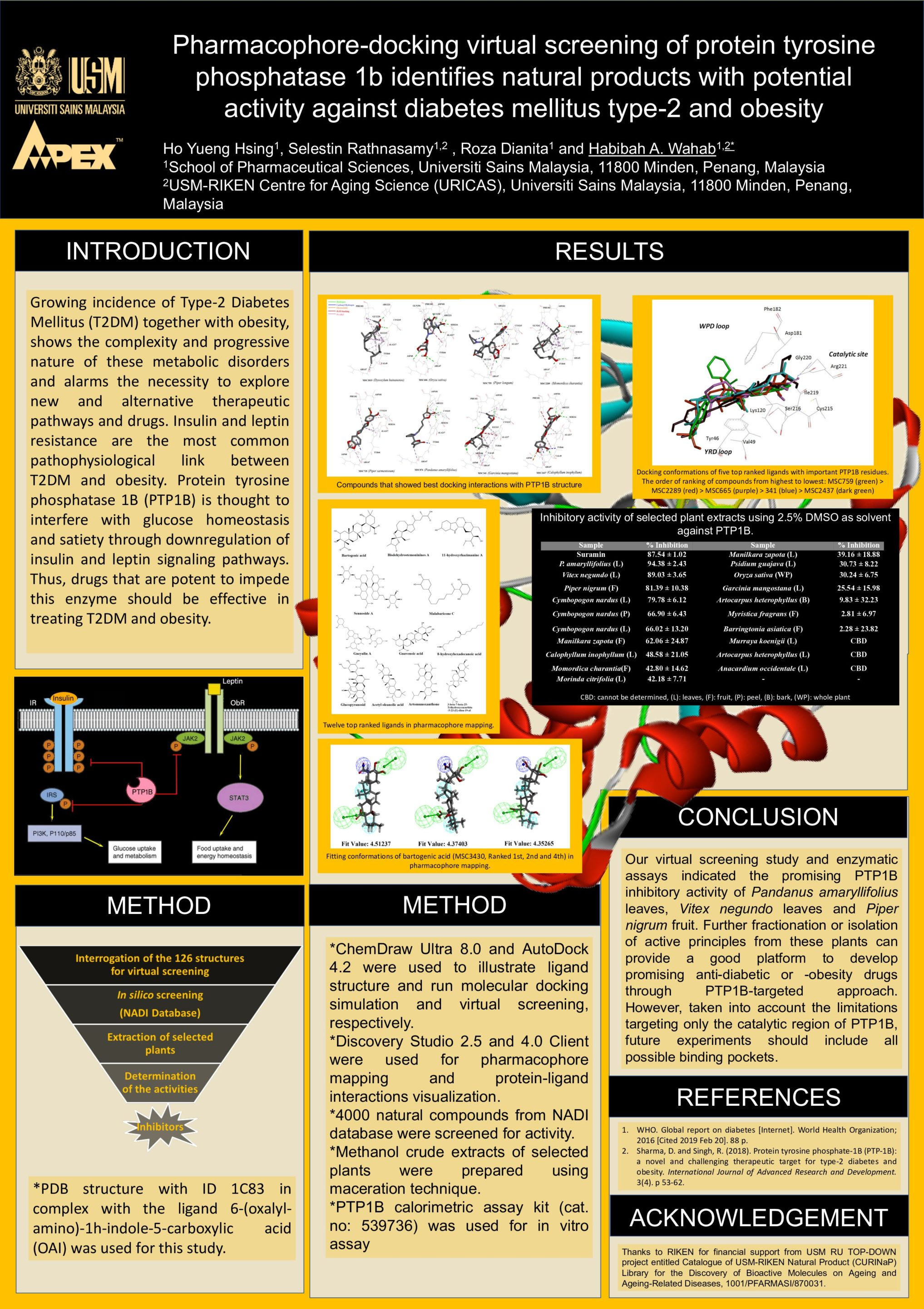 Example of Conference Poster from Morressier